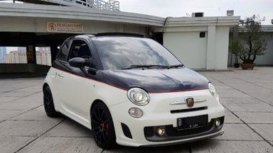 2013 Fiat Abarth 595 C Turismo Convertible (Cabriolet) - Kondisi Ok & Terawat