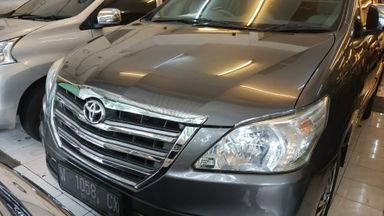 2015 Toyota Kijang Innova Grand diesel MT - Siap Pakai Dan Mulus (s-0)