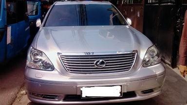2005 Lexus IS LS 430 AT - Barang Bagus Siap Pakai