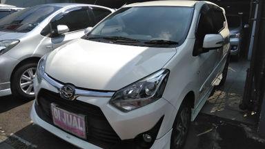 2017 Toyota Agya S TRD - Barang Mulus dan Harga Istimewa