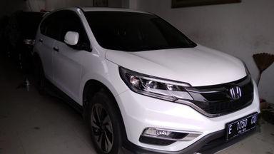 2015 Honda CR-V 2.4 Prestige - Kredit Tersedia