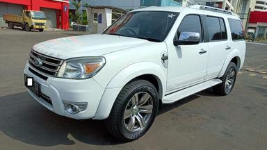 2012 Ford Everest XLT - TERAWAT & SIAP PAKAI