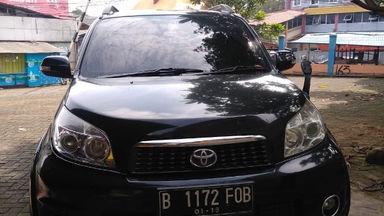 2012 Toyota Rush g - paket kredit ringan (s-4)