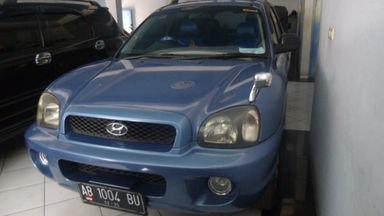 2005 Hyundai Santa Fe 2.3 - Nyaman Terawat