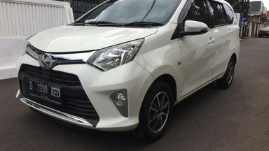 2017 Toyota Calya G - Full Orisinil (s-0)