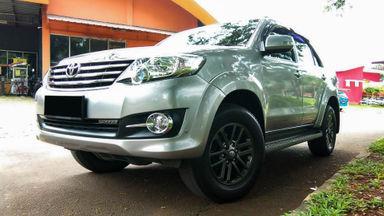 2015 Toyota Fortuner G 2.7 - Mobil Pilihan (s-0)