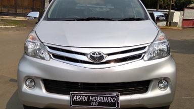 2012 Toyota Avanza G - Istimewa (s-1)