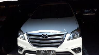 2014 Toyota Kijang Innova G - Kondisi Mulus Siap Pakai