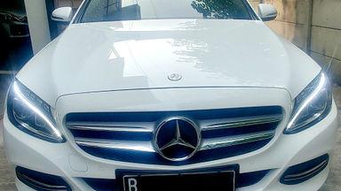2014 Mercedes Benz C-Class C200 - bekas berkualitas (s-0)