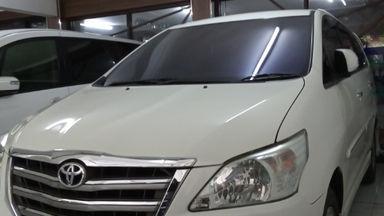 2013 Toyota Kijang Innova V luxury - Murah Jual Cepat Proses Cepat