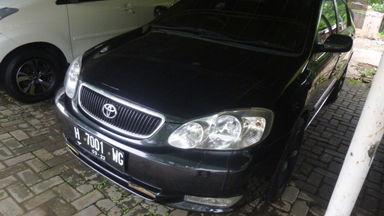 2002 Toyota Altis G - Dijual Cepat, Harga Bersahabat