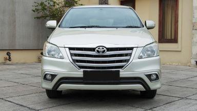 2014 Toyota Kijang Innova Grand New V - Mobil Pilihan (s-1)