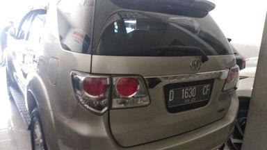 2013 Toyota Fortuner G - mulus terawat, kondisi OK, Tangguh (s-3)