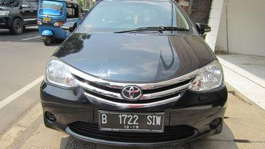 2014 Toyota Etios Valco E - Promo TDP murah