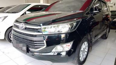 2017 Toyota Kijang Innova G - Mulus Langsung Pakai Km Rendah