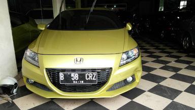 2013 Honda CRZ hybrid - Barang Cakep