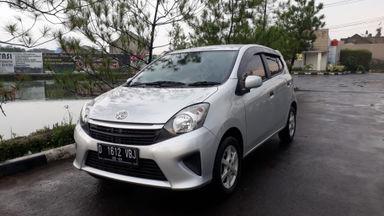 2016 Toyota Agya E At - Jual Murah