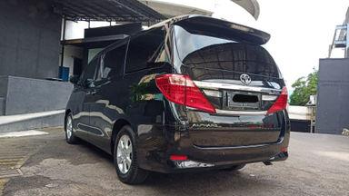 2013 Toyota Alphard 2.4 X IU CBU Builtup - Sangat Istimewa Seperti Baru (s-15)
