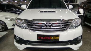 2013 Toyota Fortuner VNT TRD - mulus terawat, kondisi OK, Tangguh