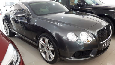 2013 Bentley Continental GT V8 - Good Condition