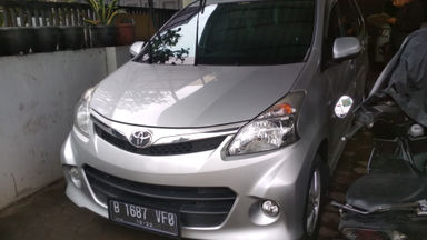 2012 Toyota Avanza 1.5 - Good Contition Like New