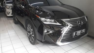 2015 Lexus RX Luxury - Barang Bagus Siap Pakai