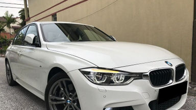 2017 BMW 3 Series 330i Msport - Barang Cakep