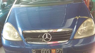 2001 Mercedes Benz A-Class A.140 - Kondisi Istimewa Jarang Pakai