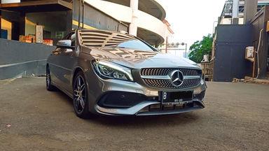 2018 Mercedes Benz CLA 200 Sport AMG - Km Rendah (s-3)