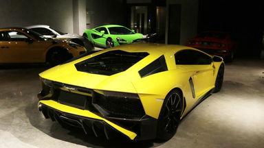 2013 Lamborghini Aventador LP 700-4 - PERFECT CONDITION (s-5)