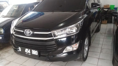 2017 Toyota Kijang Innova 2.4 - Dijual Cepat, Harga Bersahabat