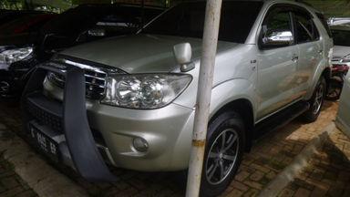 2009 Toyota Fortuner G - Murah Berkualitas