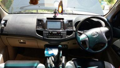 2014 Toyota Fortuner G - bekas berkualitas (s-3)