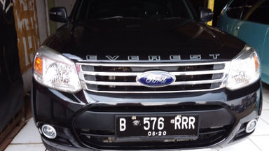 2014 Ford Everest 2.5 - Good Condition, siap pakai