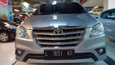 2014 Toyota Kijang Innova 2.0 G Manual - Mulus Terawat (s-1)