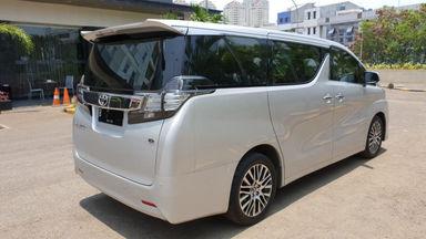 2015 Toyota Vellfire G ATPM - Mulus Terawat (s-10)