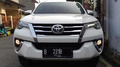 2016 Toyota Fortuner All New VR-Z 2.5 AT - Kondisi mulus tinggal pakai (s-1)