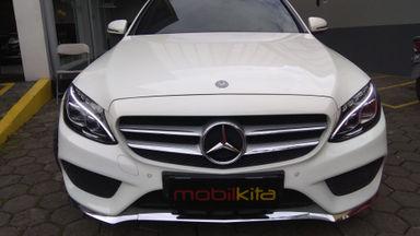 2016 Mercedes Benz C-Class C250 AMG - mulus terawat, kondisi OK, Tangguh