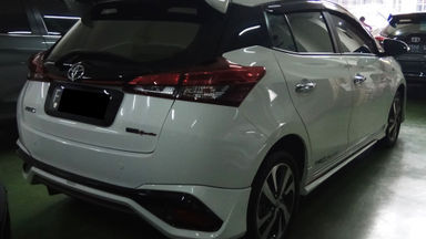 2018 Toyota Yaris TRD - Automatic White Special Condition KM 7000 (s-4)