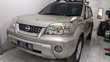 2003 Nissan X-Trail ST - mulus terawat, kondisi OK, Tangguh