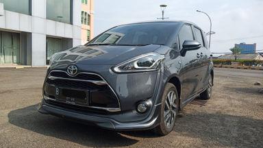 2017 Toyota Sienta Q AT - Terawat Siap Pakai (s-0)