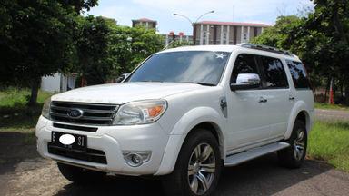 2012 Ford Everest XLT LTD - SANGAT ISTIMEWA SIAP PAKAI