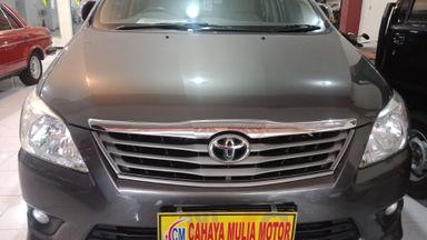 2011 Toyota Kijang Innova Venturer G - bekas berkualitas (s-4)