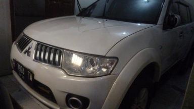 2012 Mitsubishi Pajero Exced - Langsung Tancap Gas