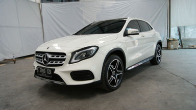 2017 Mercedes Benz GLA 200 At - Limited Edition