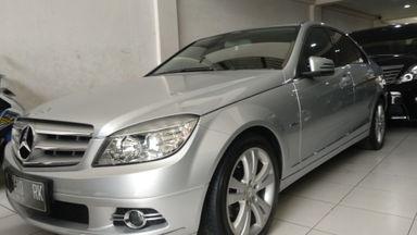 2011 Mercedes Benz C-Class Avantgarde CGI - bekas berkualitas