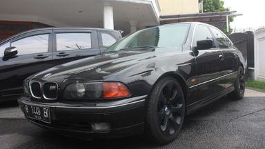 1997 BMW 5 Series e39 - bekas berkualitas