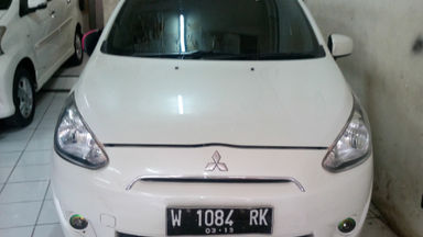 2013 Mitsubishi Mirage Exceed - Unit bagus