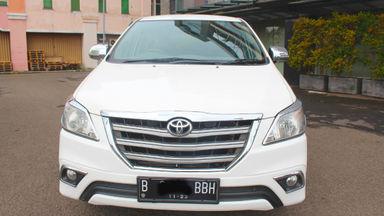 2013 Toyota Kijang Innova G MT - barang bagus terawat & siap tukar tambah (s-1)