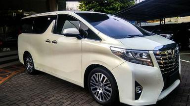 2015 Toyota Alphard G 2.4 AT - Mobil Pilihan (s-2)
